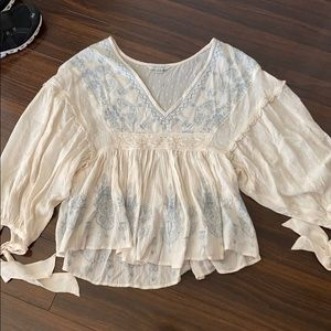 American Eagle blouse. Only worn once